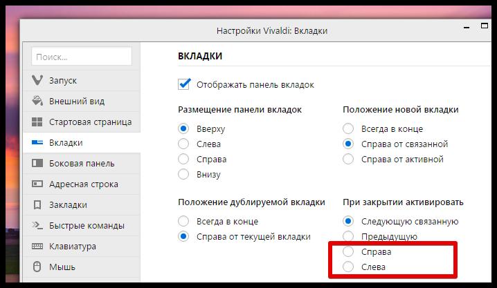 Vivaldi browser 1.1 (4)