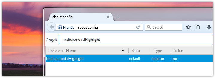 What's new in Firefox Beta, Developer Edition and Nightly (14)