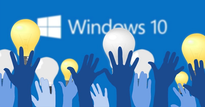 Windows 10 users wishes and ideas 1