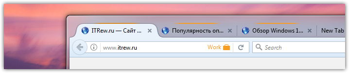 What's new in Firefox (12)