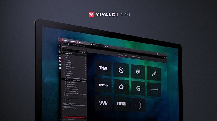 Vivaldi 1.10