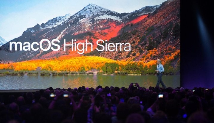 macOS High Sierra vs Windows 10