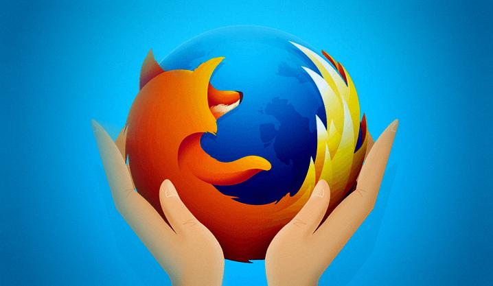 Firefox modern logo