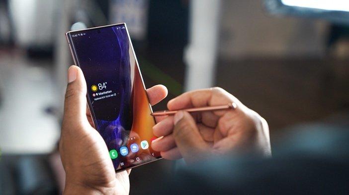 Samsung пошла дальше других производителей смартфонов в использовании стилуса