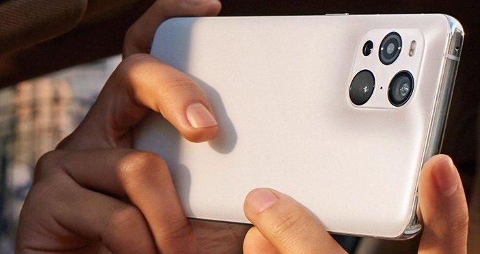 Самый мощный смартфон марки Oppo в 2021 - модель Find X3 Pro