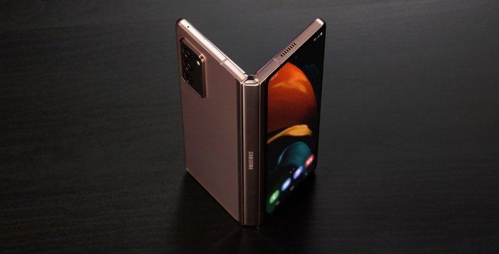 Galaxy Z Fold 2 - лучший и самый дорогой смартфон производителя