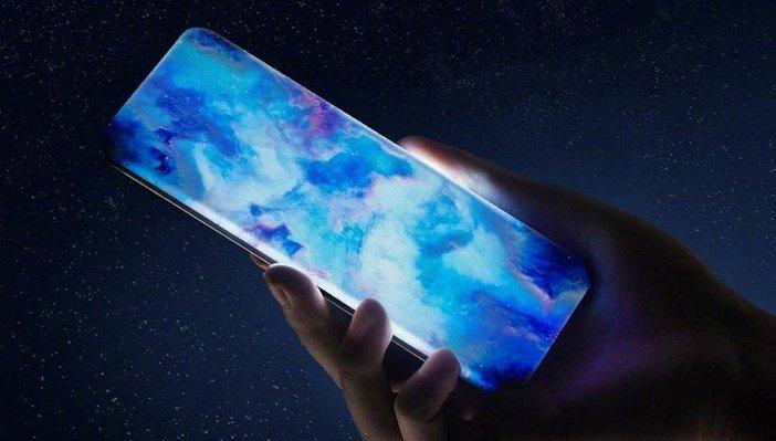 Новый экспериментальный смартфон Xiaomi
