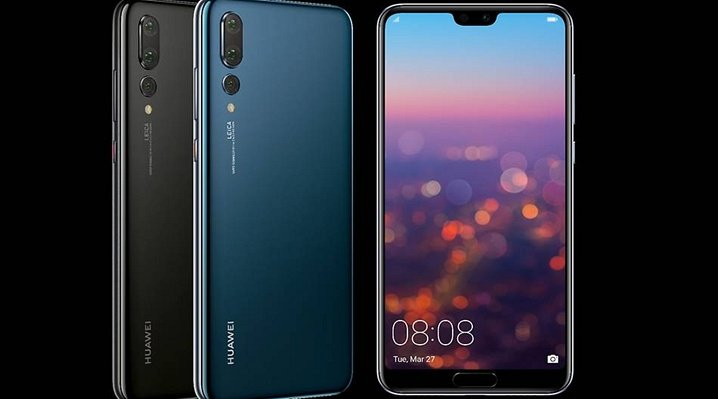 Huawei P20 and P20 Pro differences