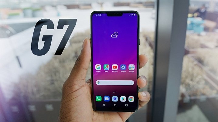LG G7 ThinQ new