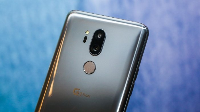 LG G7 камеры и тыльная сторона