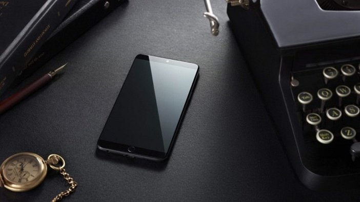 Meizu 15 чёрный