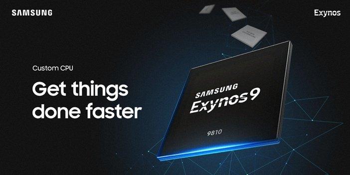 Процессор Samsung Exynos 9810