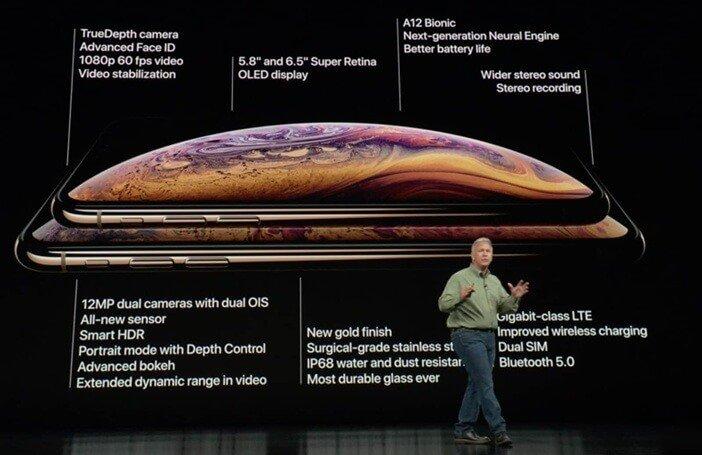 Что нового в iPhone Xs