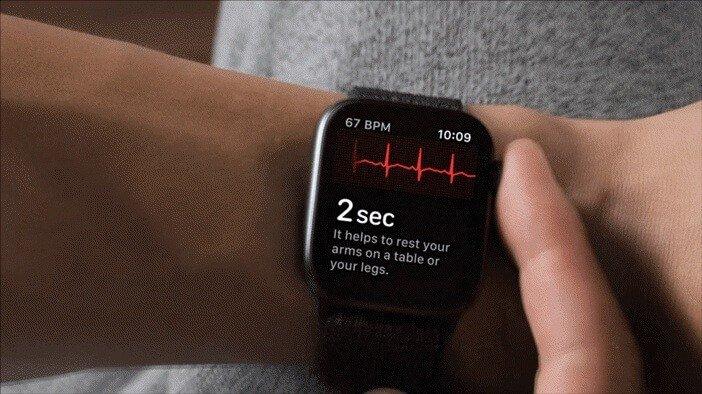 Измерения в Apple Watch