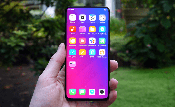 New smartphones 2019