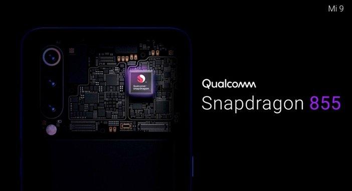 Процессор Snapdragon в Mi 9