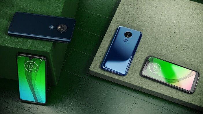 Первые смартфоны Motorola в 2019