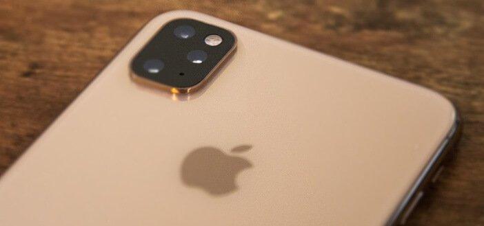 Тройная камера в iPhone 2019