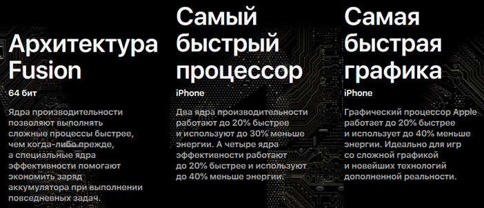 Отличия Apple A13 от A12