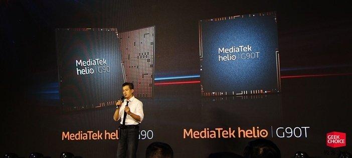 Презентация Mediatek Helio G90 и G90T