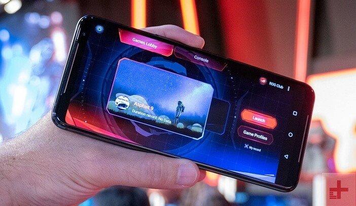 Asus ROG Phone II – новейший игровой смартфон 2019
