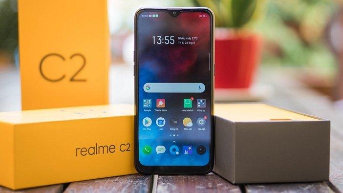 Realme C2 – новый бюджетный смартфон. Отличный баланс цена/качество