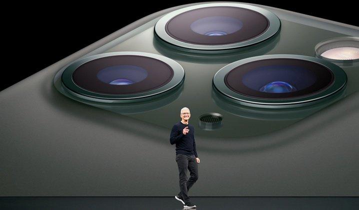 Apple представляет iPhone 11 Pro
