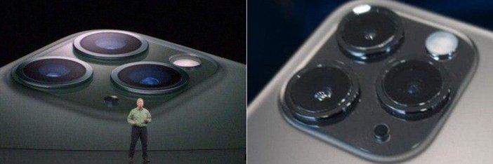 Тройная камера iPhone 11 Pro на презентации и в реальности