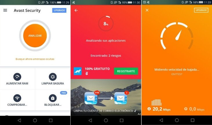 Avast Mobile Security для Android