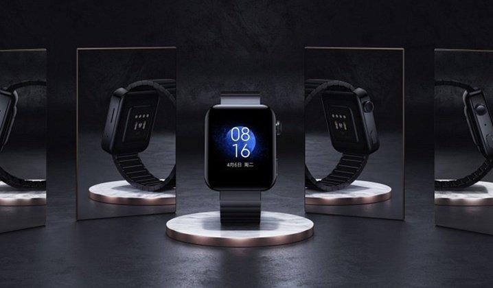 Mi Watch - умные часы от Xiaomi