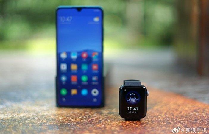 Mi Watch представлены в один день со смартфоном Xiaomi СС9 Pro (он же Note 10)