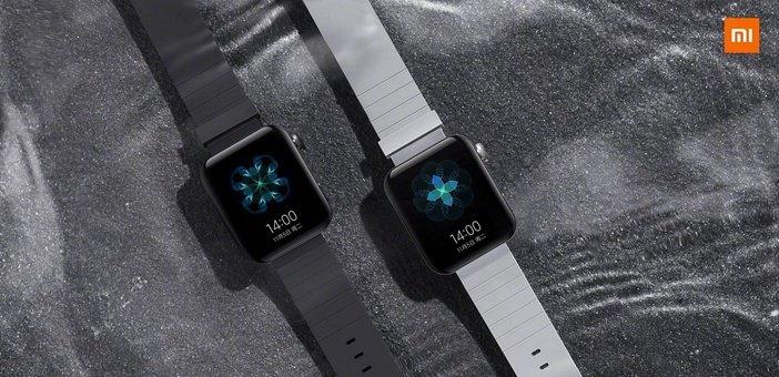 Официальные ремешки смарт часов Xiaomi