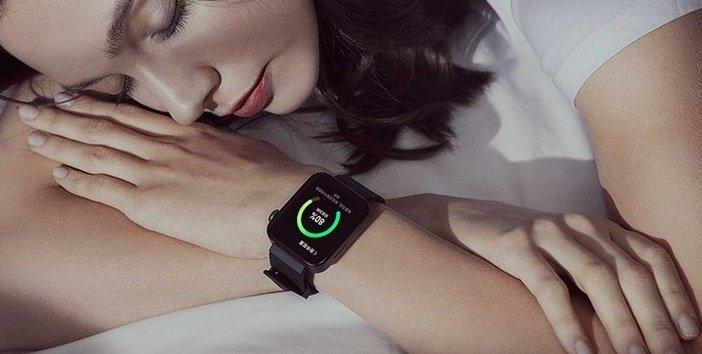 Отслеживание сна с помощью умных часов