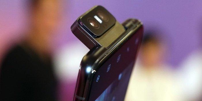 Механизм поворотной камеры в Asus Zenfone 6