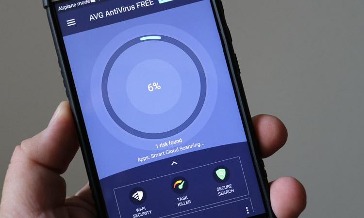 AVG AntiVirus для Android