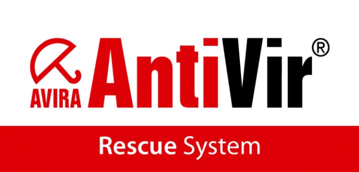 спасательный диск Avira Rescue System