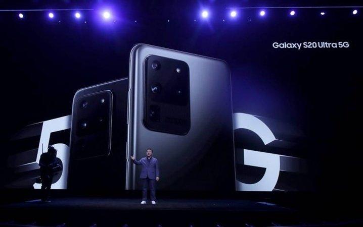 Смартфоны Galaxy S20