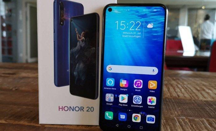 Honor 20 – доступный по цене флагман Honor
