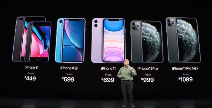 Актуальные модели iPhone и их цены