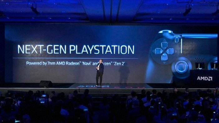 AMD создаёт процессор для PS5 на базе Ryzen 2 и Navi (RDNA 2)