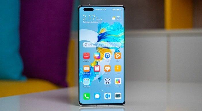 Актуальный флагман Huawei Mate 40 Pro