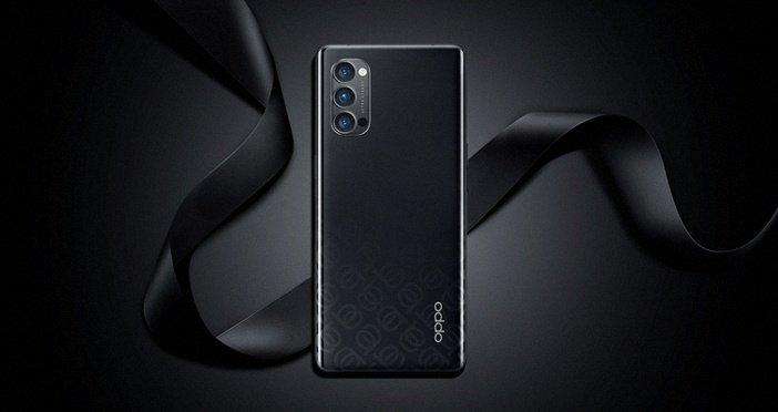 Стильный дизайн Oppo Reno 4