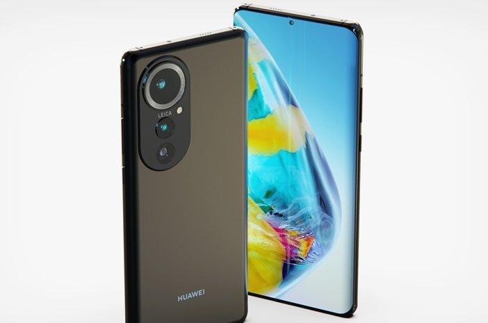 Дизайн самого ожидаемого смартфона Huawei