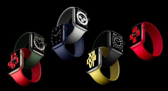 Отличия Watch 6 от Watch SE, 4 и 5