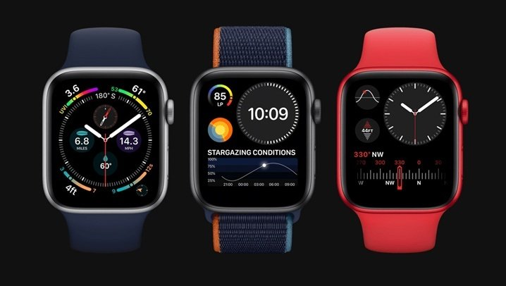 Все функции Apple Watch