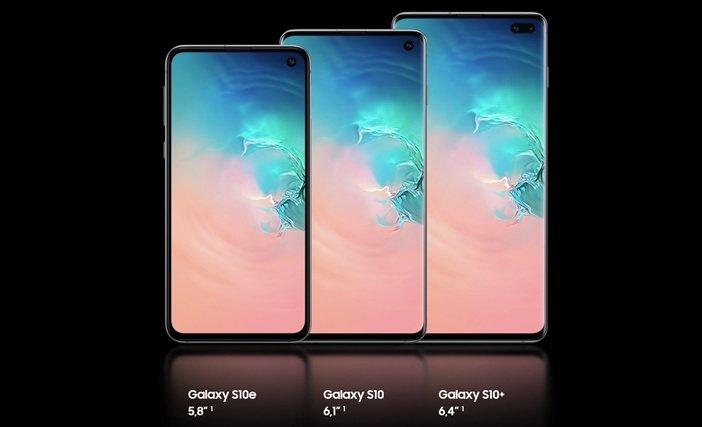Galaxy S10 - флагманы Samsung прошлого года
