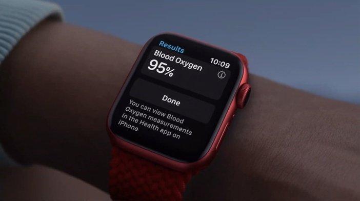 Watch6 apple
