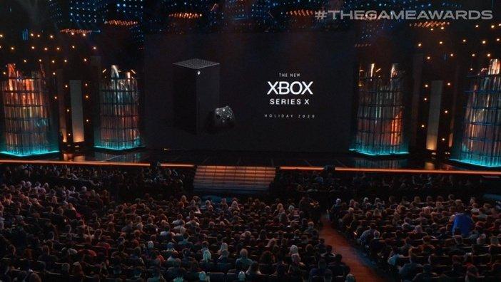 Анонс Xbox Series X