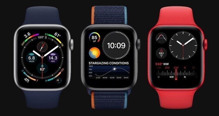 Новые циферблаты в Apple Watch