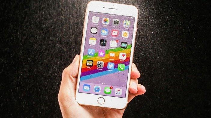 Защита по рейтингу IP67 в iPhone 8